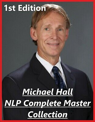 Michael Hall NLP Complete Master Collection 1st Edition