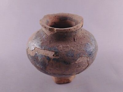 RARE Early Islamic Glazed Vessel c1000 - 1200 AD!