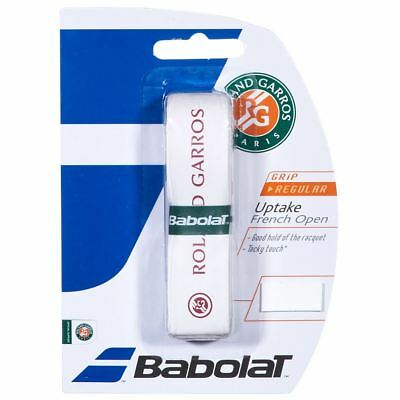 Babolat Uptake French Open Replacement Grip (White/Red)