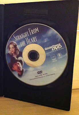 Straight From the Heart (DVD, 2007) (Like New)