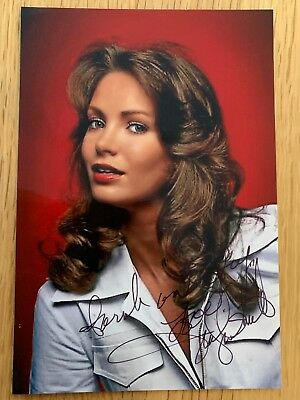 Jaclyn Smith (Charlie's Angels) Signed Autographed Photo