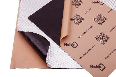 Noico 80 mil 18 sqft Car Sound Deadening Mat Sound Deadener Insulation Material