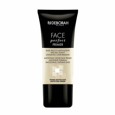 Face Perfect Primer - Base Trucco Viso - Uniformante - Zona T - Make-Up Deborah