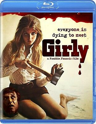 Girly - 1970 (Blu Ray, 2014) Limited Edition Scorpion Releasing
