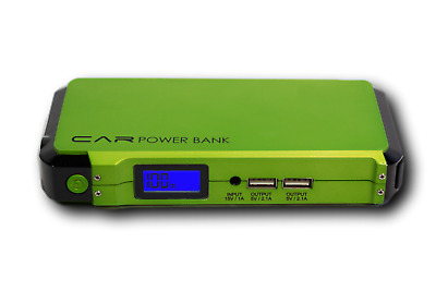 12000mAh booster pack / 12v charger with LCD battery life display