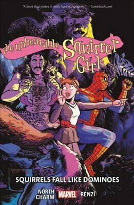 The Unbeatable Squirrel Girl Vol. 9: Squirrels Fall Like Dominoes 9781302910778