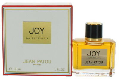 JOY BY JEAN Patou Eau de Toilette Perfume Spray 75ml New PLS
