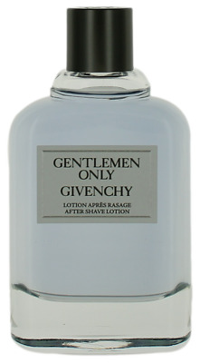 Gentleman Only By Givenchy For Men After Shave Splash 3.3oz New