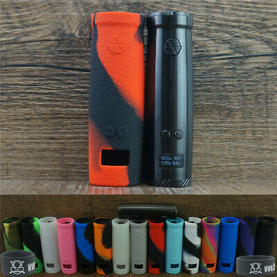 Silicone Case for Uwell Nunchakuuu 80W & ModShield Tank Band Protective Cover