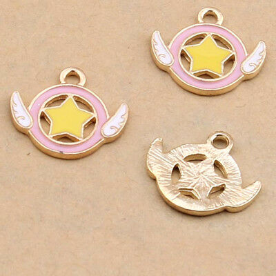Enamel Charms Handbag Pendant Beads DIY Bracelet Necklace Earring Making 1002H