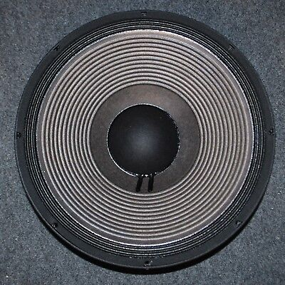"JBL 2226HPL 15"" 8 OHM WOOFER-OHM&AUDIBLY TESTED-NICE-30Hz-2.5kHz-ORIGINAL CONE"