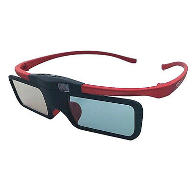 New DLP-LINK ACTIVE 3D GLASS for ZC501 ZD301 ZD302 Optoma HD25 HD26 HD290 US