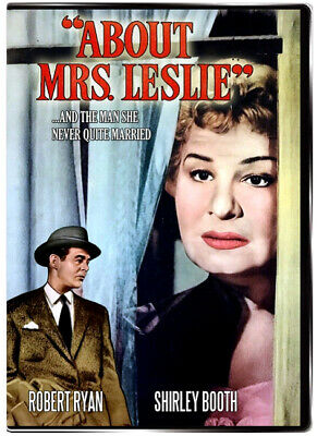 About Mrs. Leslie DVD 1954 Shirley Booth, Robert Ryan