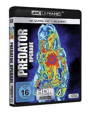 Predator - Upgrade - 4K UHD + Blu Ray
