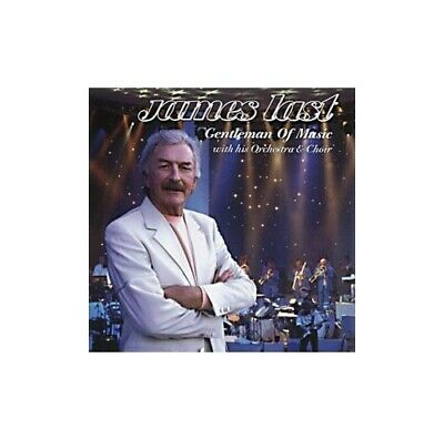 James Last - Gentleman Of Music - James Last CD Y5VG The Cheap Fast Free Post