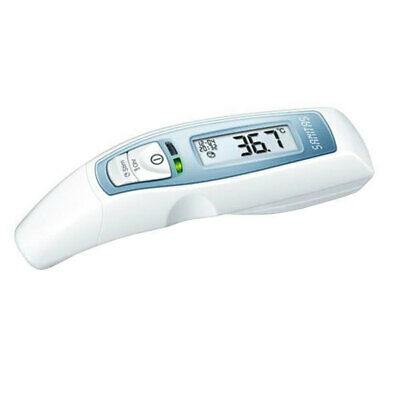 Thermometer Sanitas Sft 75 Multifunktions Thermometer Stirnthermometer Ohr Stirn Baby Kind GroßEs Sortiment