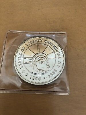 Statue Of Liberty Centimial Coin 100th Anniversary 1886-1986