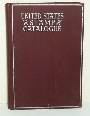 1935 SCOTT'S SPECIALIZED CATALOGUE of UNITED STATES POSTAGE STAMPS-HUGH M CLARK