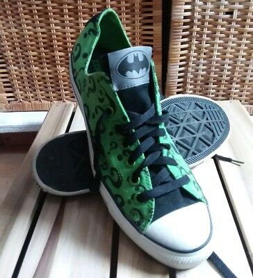 85ee6931afa2 Converse Chuck Taylor All Star X Dc Comics Batman Black Sz 9 155358C.