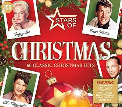Various Artists - Stars Of Christmas - Various Artists CD HSVG The Cheap Fast