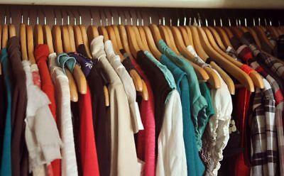 Wholesale Job Lot of 20kg Used Ladies Women's Various Clothing Grade A
