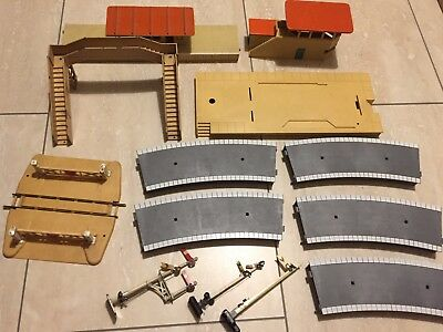 hornby Job Lot of Platforms / Accessories
