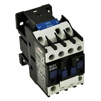 New Replacement TELEMECANIQUE LC1-D18 AC Contactor LC1D18 LC1D1810-M6 220V Coil