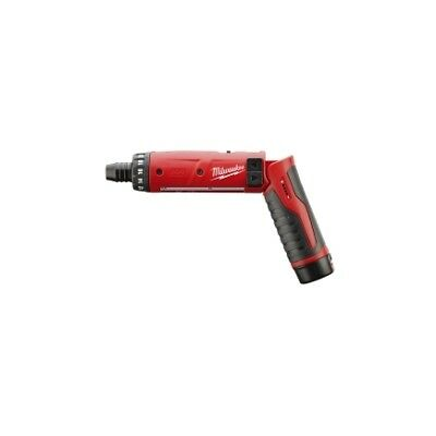 "MILWAUKEE 2101-21 - M4 1/4"" Hex Screwdriver Kit (with 1 Battery)"