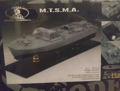 royal model 586 1/35 MTSMA Resin kit italian