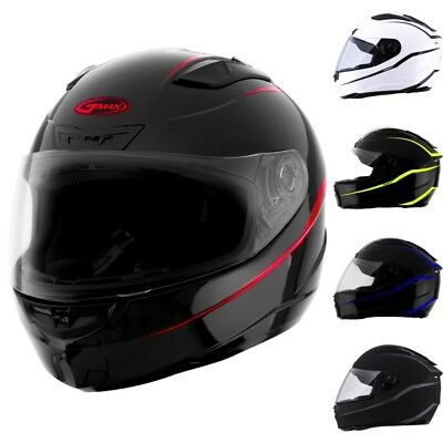 14b925c4 GMax FF88 Precept Full Face Mens Motorcycle Street Crusing Touring Helmets