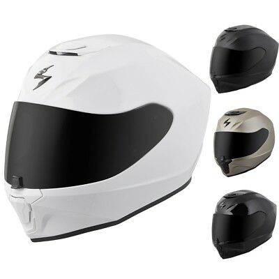 Scorpion EXO-R420 Solid Mens Street Riding DOT Cruising Motorcycle Helmets