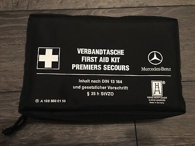 Mercedes Benz First Aid Medical Emergency Kit A E C Amg Class * A 169 860 01 50