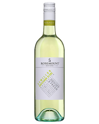 Rosemount Blends Semillon Sauvignon Blanc White Wine 750mL bottle