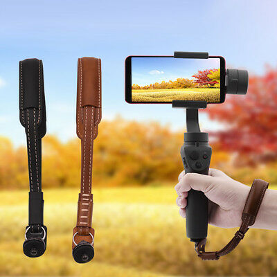 Handheld Gimbal Accessories PU Leather Wrist Strap Lanyard For OSMO Mobile 2