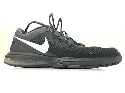 Nike Air Max Full Ride TR 1.5 Mens Training Shoes Men Black White 869633-010 092a6289f