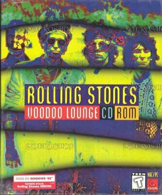 Rolling Stones - Voodoo Lounge - Rolling Stones CD DKVG The Cheap Fast Free Post