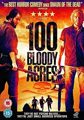 100 Bloody Acres [DVD] - DVD  EMVG The Cheap Fast Free Post
