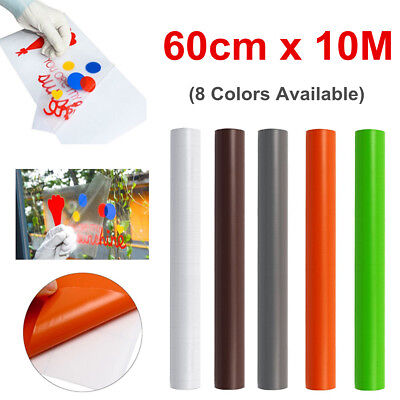 8Color Self Adhesive Roll Waterproof Cutting Plotter Prints Outdoor Sticky Vinyl