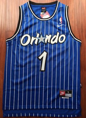 ef81d5183 Orlando Magic Penny Hardaway Basketball Jersey Throwback Swingman  1 Blue