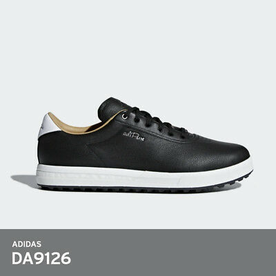 separation shoes 180b9 b0465 Adidas Mens Golf Shoes AdiPure SP DA9126 Spikeless Classic Design Leather  EMS