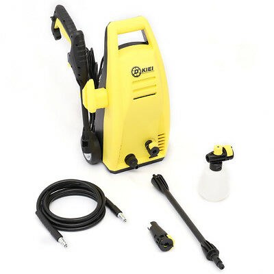 105 BAR 1522PSI Power High Electric Pressure Washer Jet Water Patio Car Cleaner