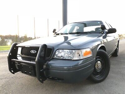 2008 Ford Crown Victoria Police Interceptor 2008 Ford Crown Victoria Police Interceptor 57k miles