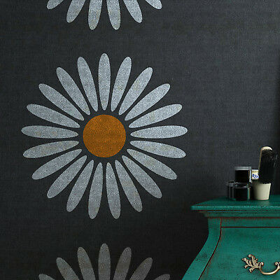 Large Daisy Stencil - Reusable Flower Template by CraftStar