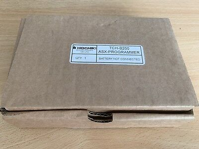 Hochiki ASX Fire Alarm Programmer TCH-B200. Brand New, Only Opened For Photo!