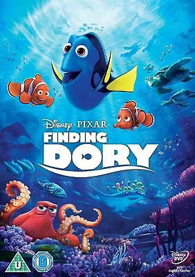 Finding Dory DVD - New and Sealed. Free Postage