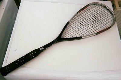 Browning Oxylite Nano TI 120 Squash Racket w/case and 3x balls.