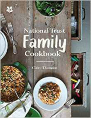 National Trust Family Cookbook (National Trust Food), New, Claire Thomson Book