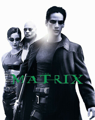 The Matrix Blu-ray (2012) Keanu Reeves