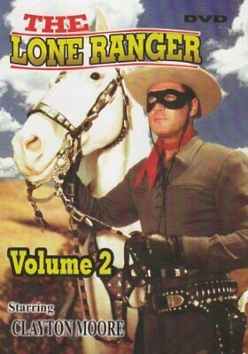 The Lone Ranger Volume 2 [Slim Case] - DVD  E6LN The Cheap Fast Free Post
