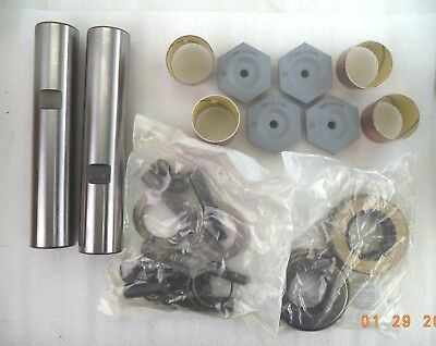 Meritor Non-Drive Front Axle King Pin and Thrust Bearing Kit, p/n R201424